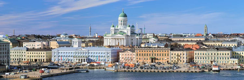 Сказ о том, как я в Финляндию переехала - 1