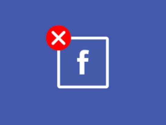 В этом году Facebook удалил 583 миллиона поддельных аккаунтов