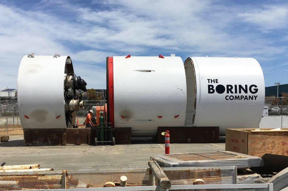 The Boring Company Илона Маска построит тоннель вдоль 405 шоссе в Лос-Анджелесе - 2