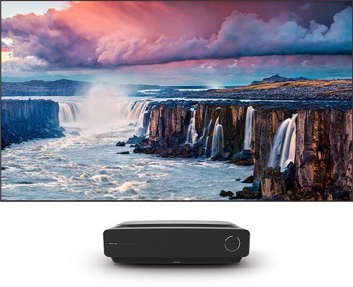 Hisense L5 — «вполне доступный» 80-дюймовый телевизор