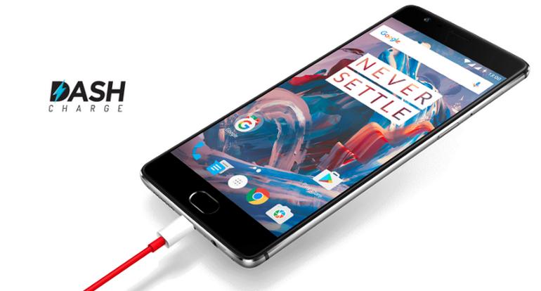 OnePlus придется изменить название своей технологии быстрой зарядки Dash Charge