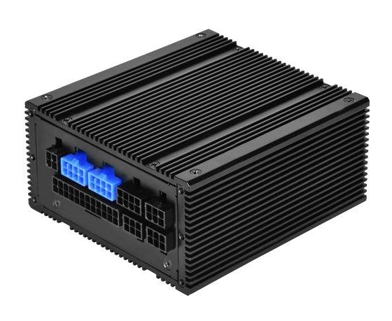 SilverStone Nightjar NJ450-SXL — бесшумный блок питания с сертификатом 80 Plus Platinum
