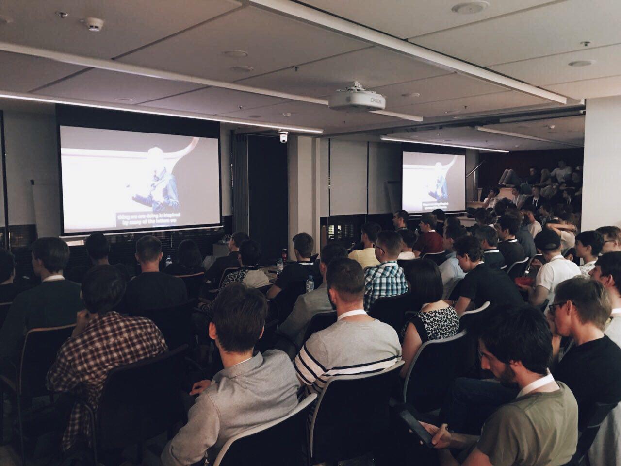 Экспресс Москва — Сан-Хосе: совместный просмотр WWDC 2018 в офисе Авито 4 июня - 2