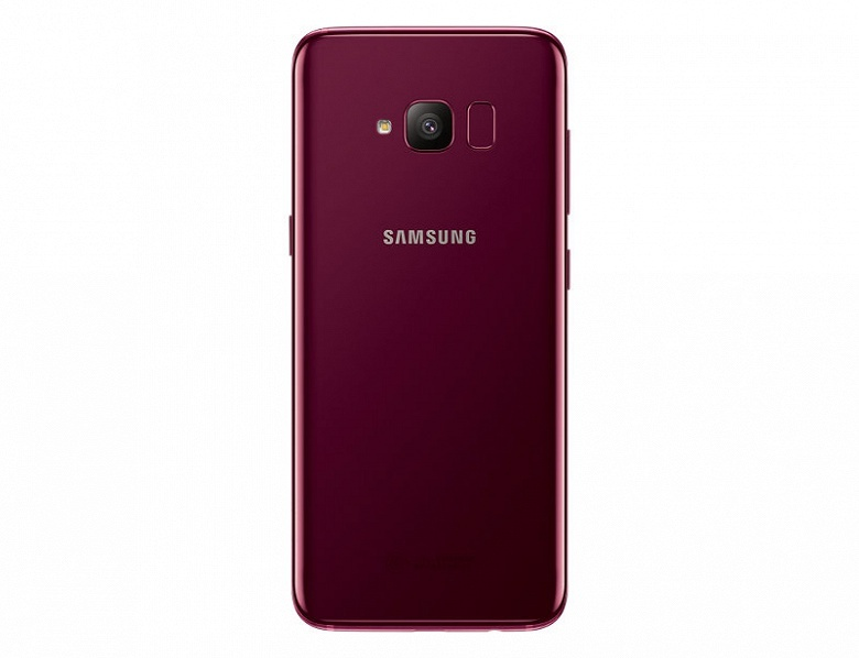 Смартфон Samsung Galaxy S Light Luxury оказался очень похожим (внешне и внутренне) на Galaxy S8