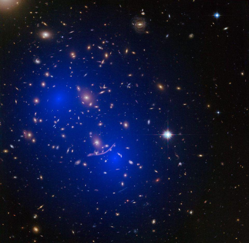 Спросите Итана: может ли тёмная материя состоять не из частиц? - 7