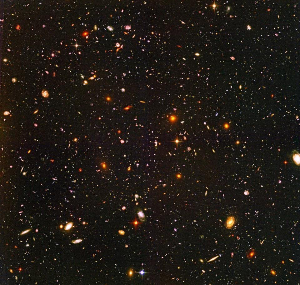 5 вопросов о расширении Вселенной, которые вы стеснялись задать - 1