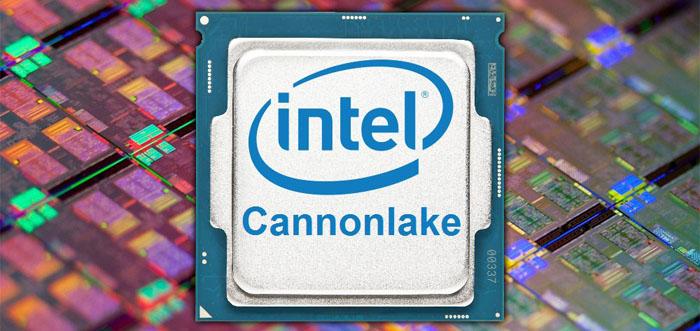 Intel Core i3-8121U — есть 10 нм - 1