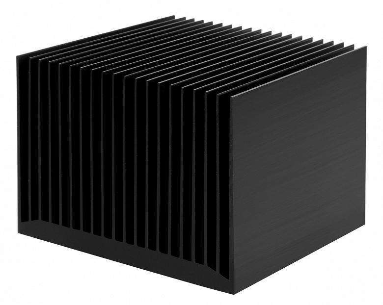 Процессорный охладитель Arctic Alpine 12 Passive представляет собой просто радиатор