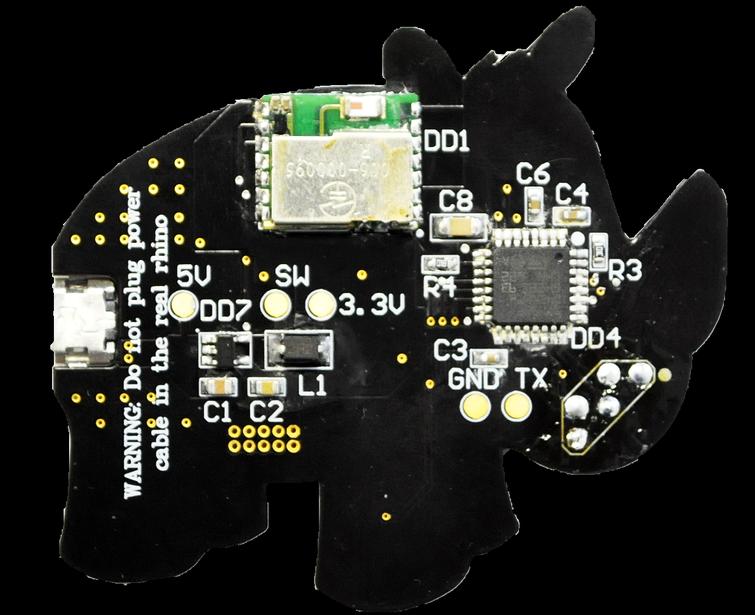 Реверс-инжиниринг прошивки устройства на примере мигающего «носорога». Часть 1 - 2