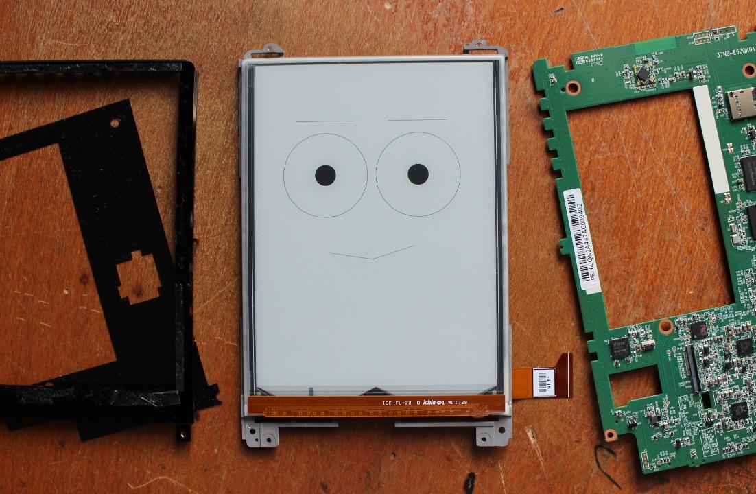 Суровый хенд-мейд от инженера-электронщика: разбираем PocketBook 631 Plus и оснащаем его солнечной батареей - 13