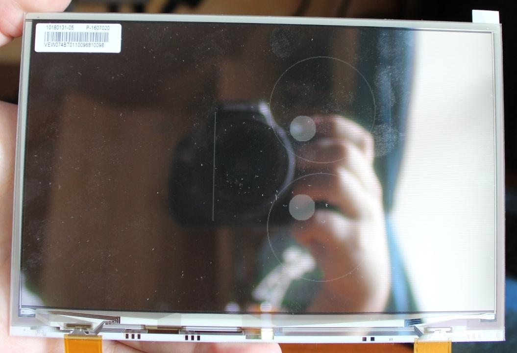 Суровый хенд-мейд от инженера-электронщика: разбираем PocketBook 631 Plus и оснащаем его солнечной батареей - 20