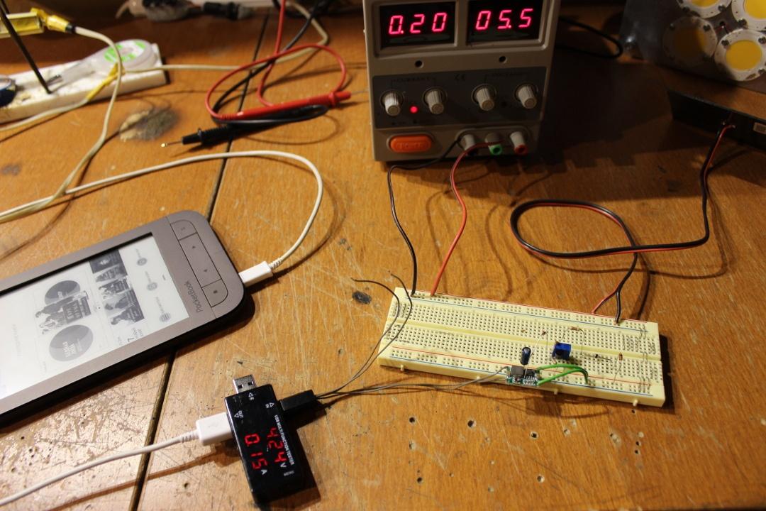 Суровый хенд-мейд от инженера-электронщика: разбираем PocketBook 631 Plus и оснащаем его солнечной батареей - 44