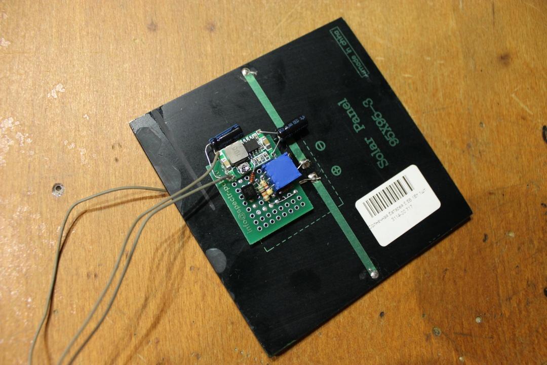 Суровый хенд-мейд от инженера-электронщика: разбираем PocketBook 631 Plus и оснащаем его солнечной батареей - 47