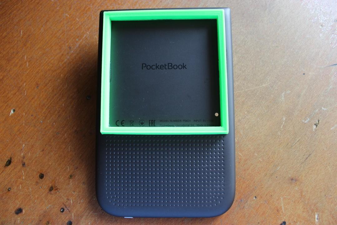 Суровый хенд-мейд от инженера-электронщика: разбираем PocketBook 631 Plus и оснащаем его солнечной батареей - 53