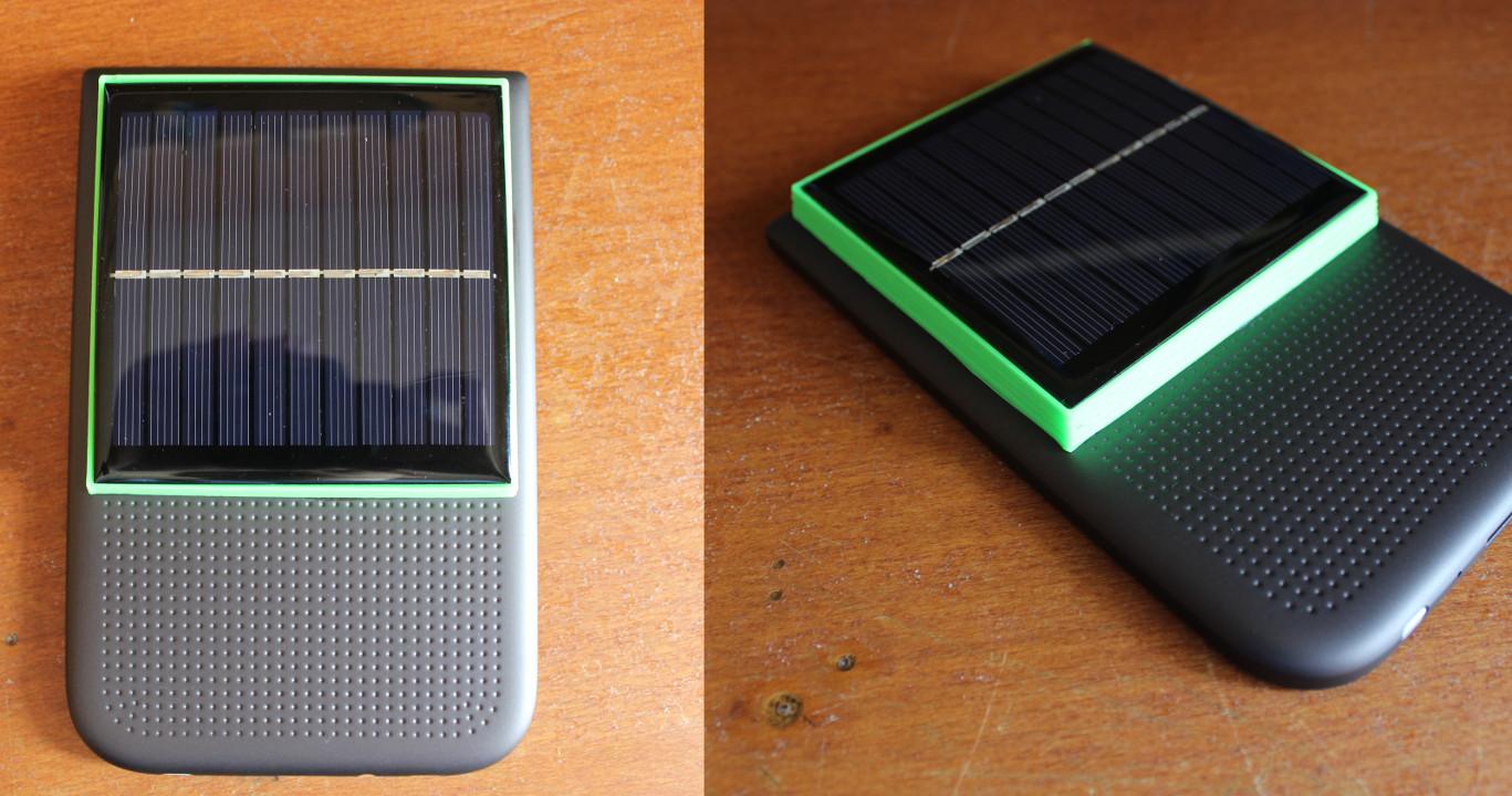 Суровый хенд-мейд от инженера-электронщика: разбираем PocketBook 631 Plus и оснащаем его солнечной батареей - 55