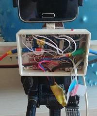 3D лазерный сканер на Android телефоне - 4