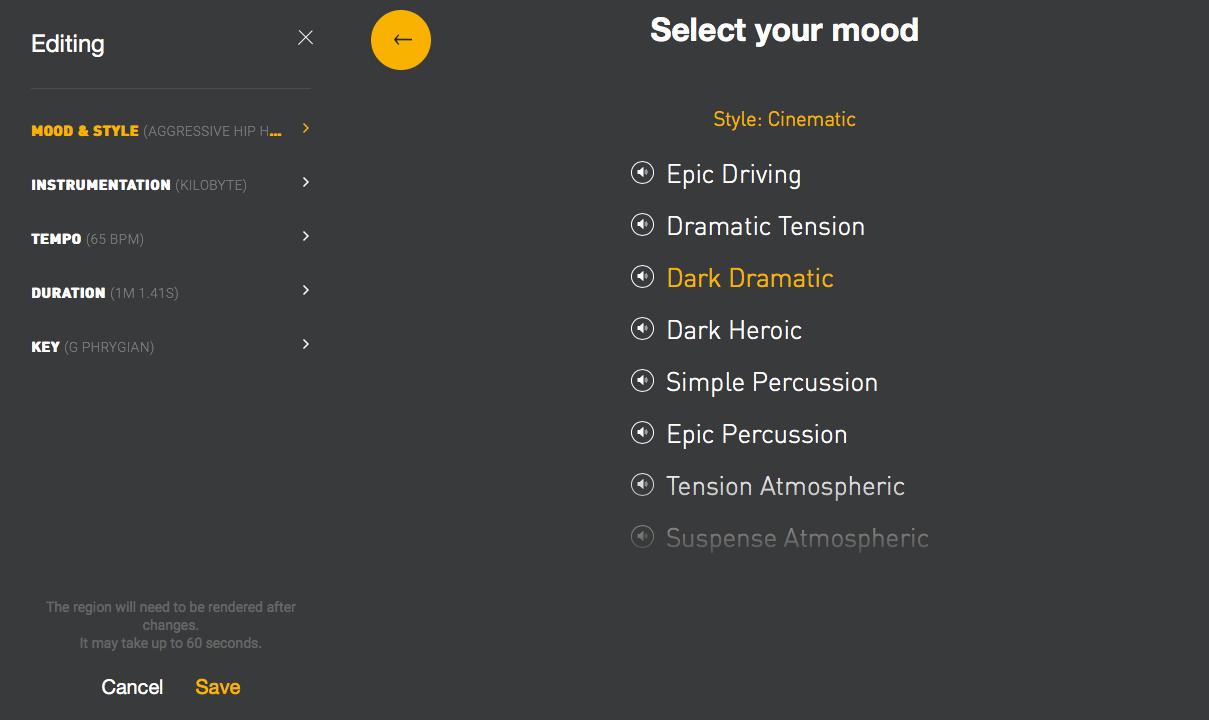 Четыре достаточно простых, но интеллектуальных инструмента для написания музыки для вашего киношедевра - 12