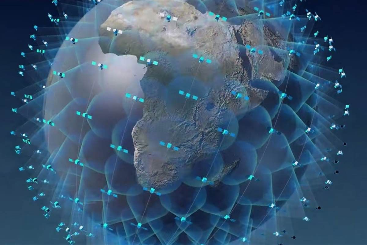Для создания национальной спутниковой сети интернет Роскосмосу потребуется 300 млрд рублей - 1