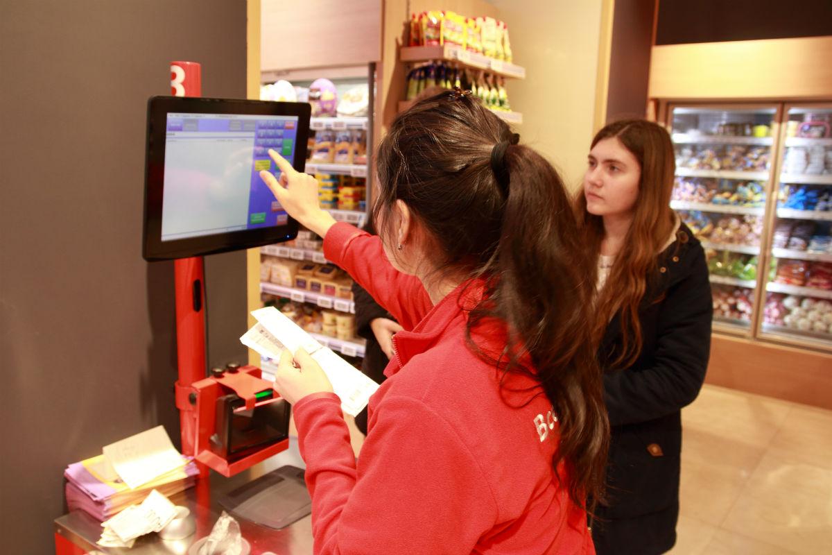 Как системы самообслуживания решают проблемы воровства в магазинах - 3