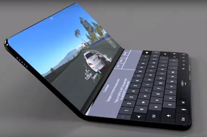 Экраны для складных смартфонов Huawei будет поставлять BOE