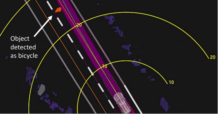 Авария с участием робомобиля Uber: датчики сработали, проблема в софте и водителе - 2