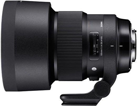 Цена объектива Sigma 105mm F1.4 DG HSM Art оказалась ниже ожидаемой
