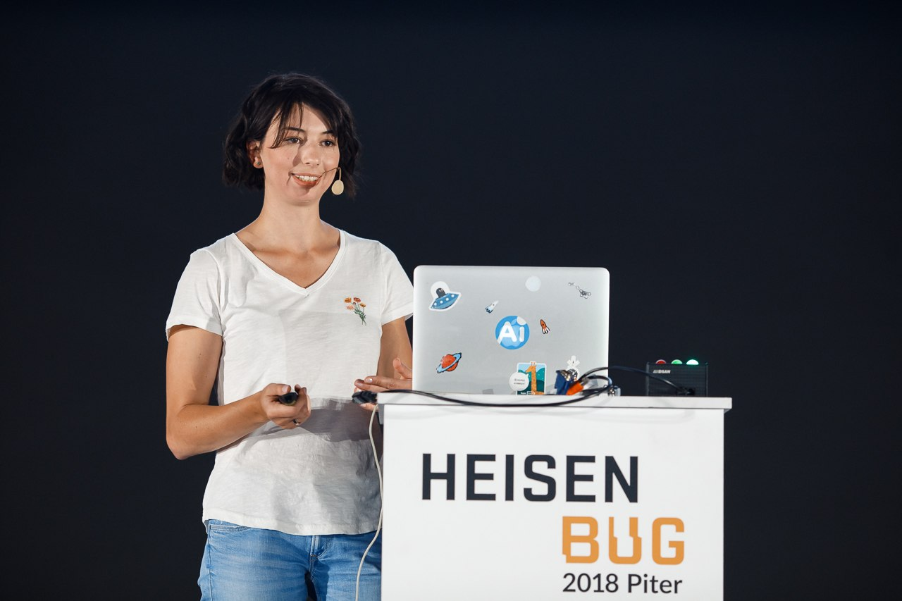 Протестировать всё: как прошёл Heisenbug 2018 Piter - 5