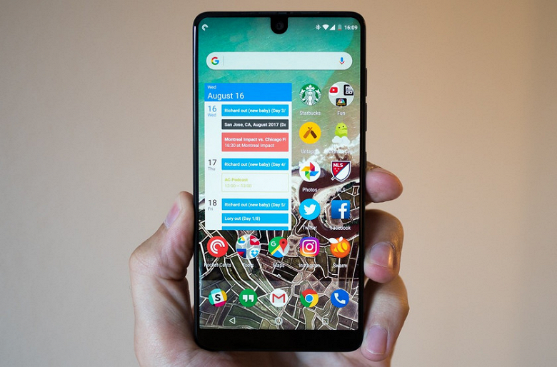 https://www.bloomberg.com/news/articles/2018-05-24/andy-rubin-s-phone-maker-essential-is-said-to-consider-sale?utm_source=google&utm_medium=bd&cmpId=google https://www.theinformation.com/briefings/0df3d0