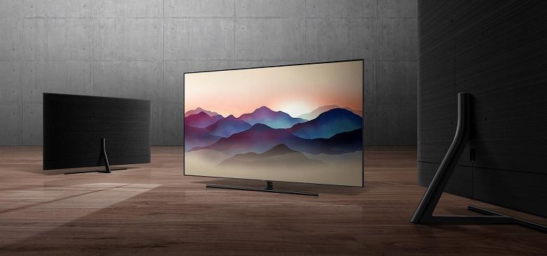 Samsung первой на рынке предложила игровые телевизоры с поддержкой FreeSynс