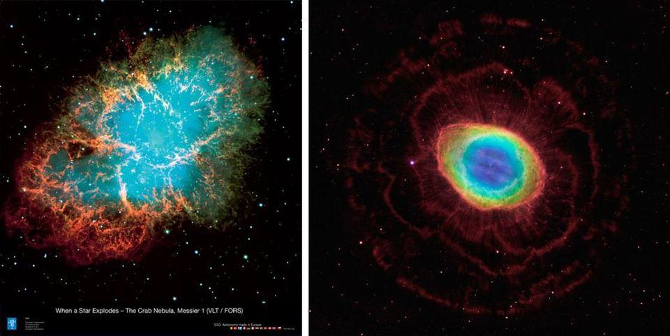 Астрономы подтвердили обнаружение второй по удалённости от нас галактики - 7