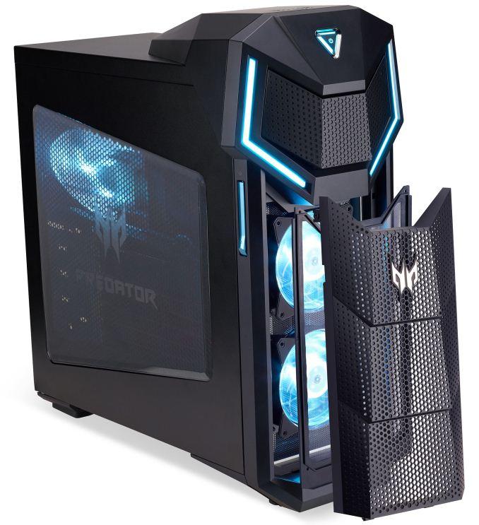 Игровой ПК Acer Predator Orion 5000 может быть оснащён парой видеокарт GeForce GTX 1080 Ti
