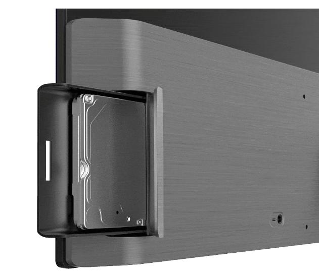 Моноблок MSI Pro 24X получил возможность простой замены накопителя