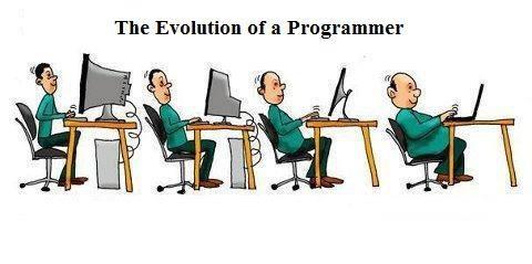 Как я эволюцию админов в программистов измерял - 1