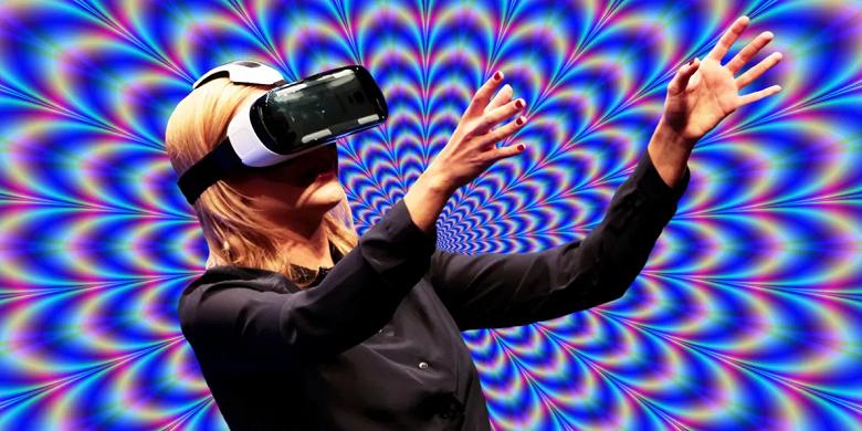LG Display нашла решение проблемы с тошнотой, которая возникает при путешествиях в виртуальной реальности