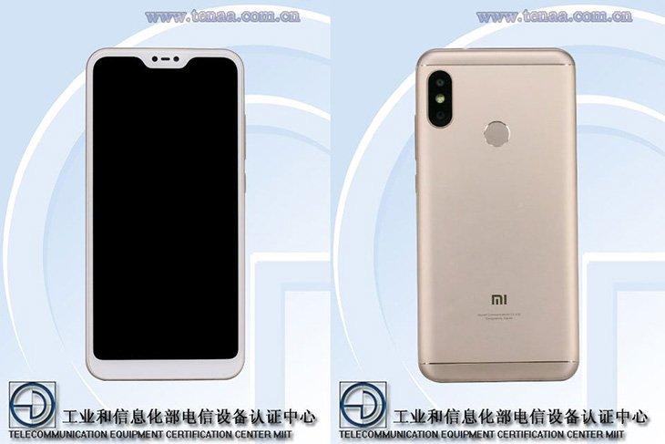 Xiaomi M1805D1S, он же, скорее всего, Redmi 6