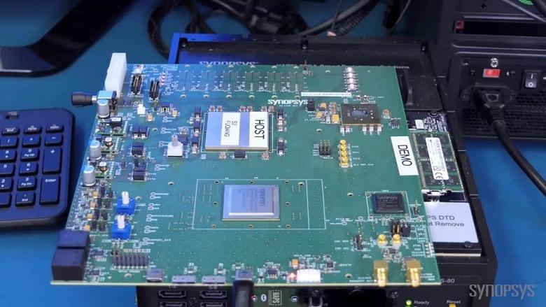 Продемонстрирована работа интерфейса USB 3.2
