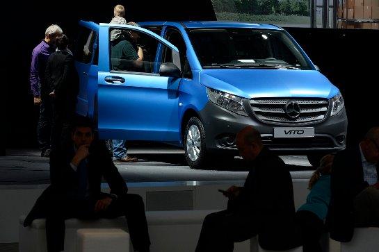 Daimler также втянули в скандал с выбросами дизельного топлива в Германии