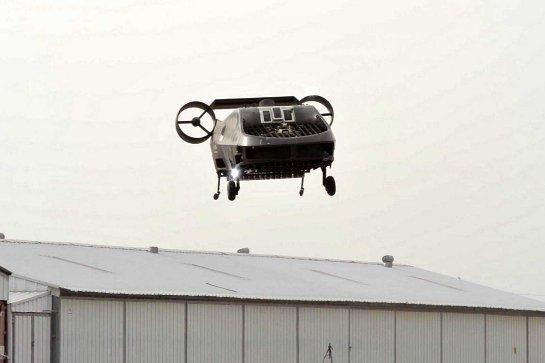 Дрон VTOL может «самостоятельно» забирать пострадавших с места ЧП