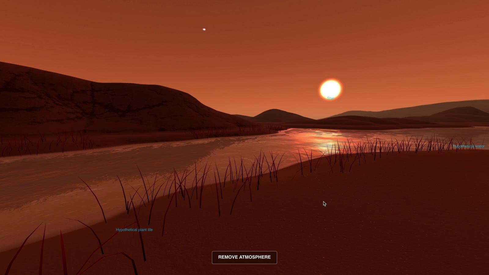 НАСА разработало интерактивную визуализацию нескольких экзопланет - 1