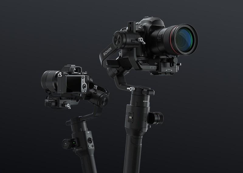 Объявлен старт продаж DJI Ronin-S - 1