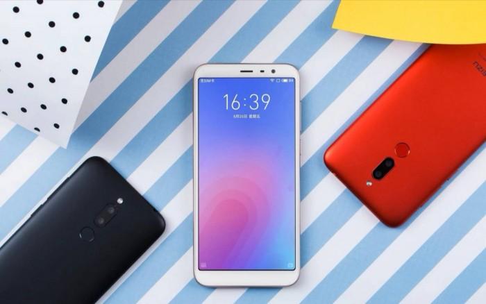 Продано более 50 млн смартфонов серии Meizu M (Blue Charm)