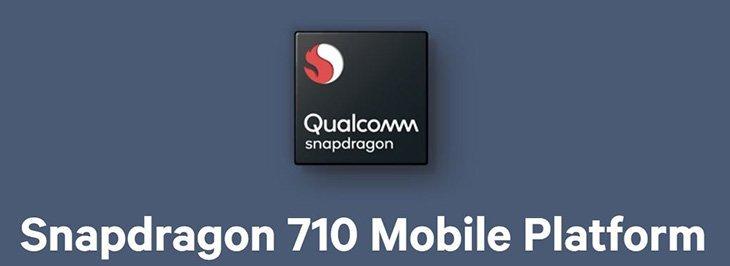 Производительность процессора SoC Snapdragon 710 близка к возможностям Snapdragon 845
