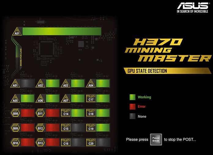 Компания ASUS презентовала новую материнскую плату для GPU-майнинга - 4