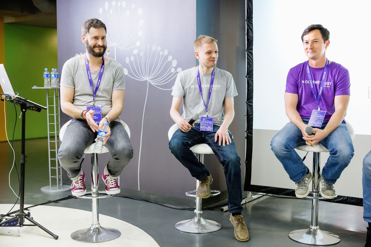 Видео с Badoo Techleads Meetup #3: о делегировании, онбординге, бизнесе и собеседованиях в IT - 1