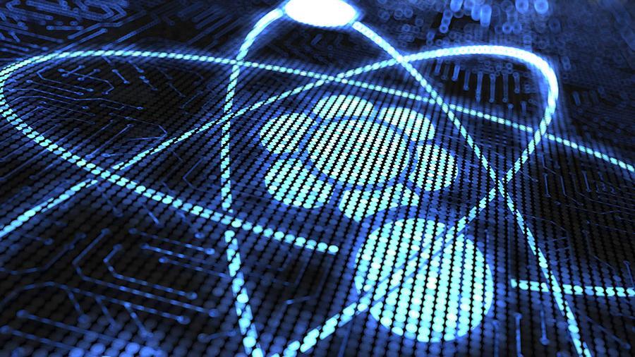 Российские ученые приступили к созданию квантового компьютера - 1