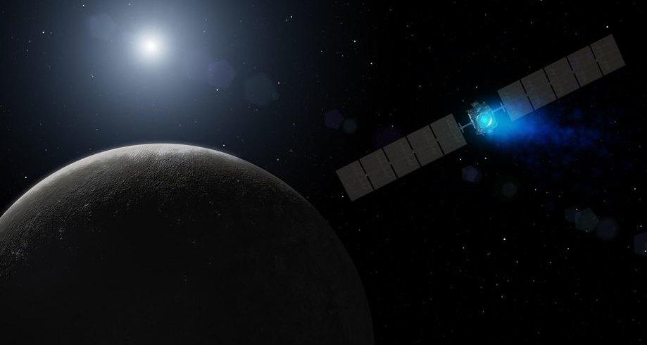 Зонд Dawn выйдет на финальную орбиту вокруг Цереры