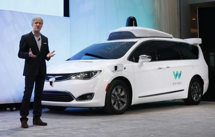 Uber и Waymo ведут переговоры по поводу робомобилей
