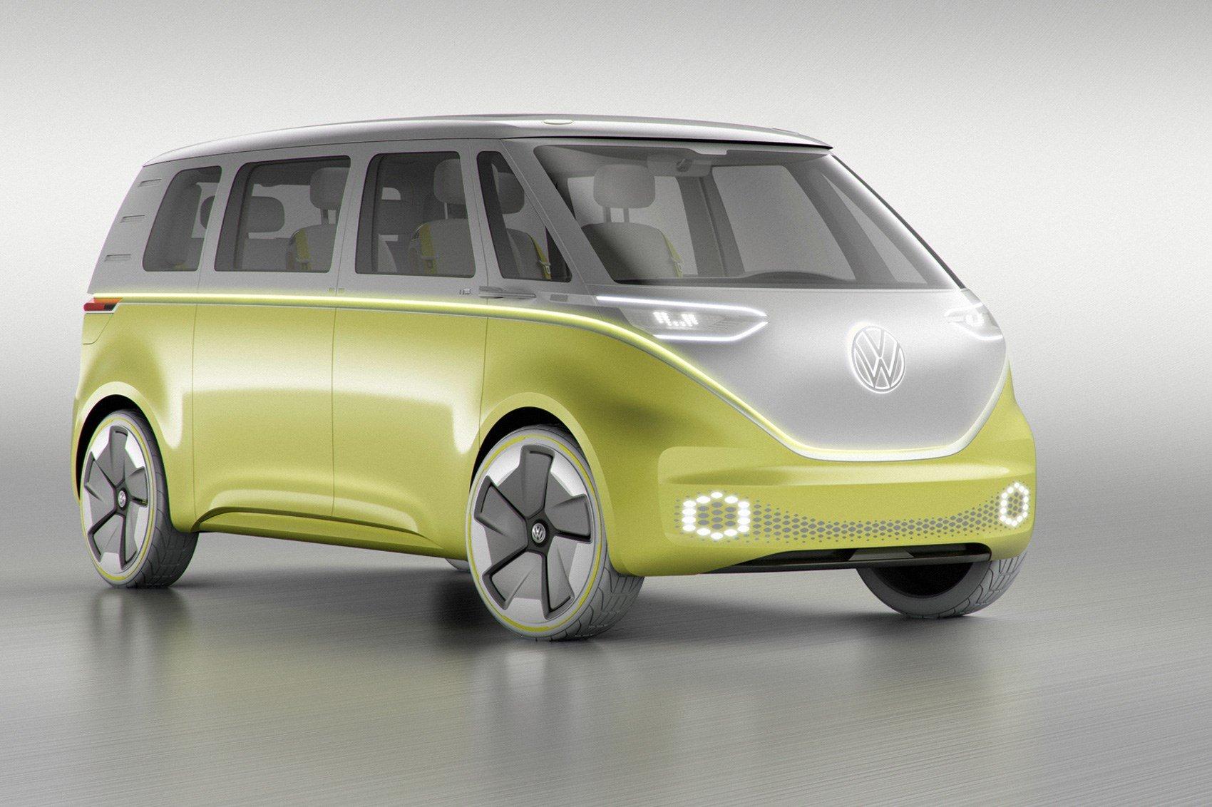 Электромобили: наступает революция - 1
