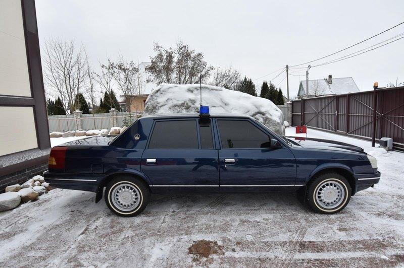 «Москвич» Лужкова продают за восемь миллионов