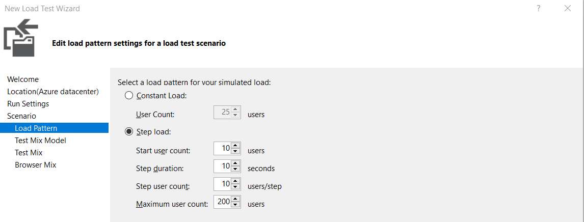 Нагрузочное тестирование в облаке Azure. Как протестировать крупный интернет-магазин в условиях, близких к реальным? - 15